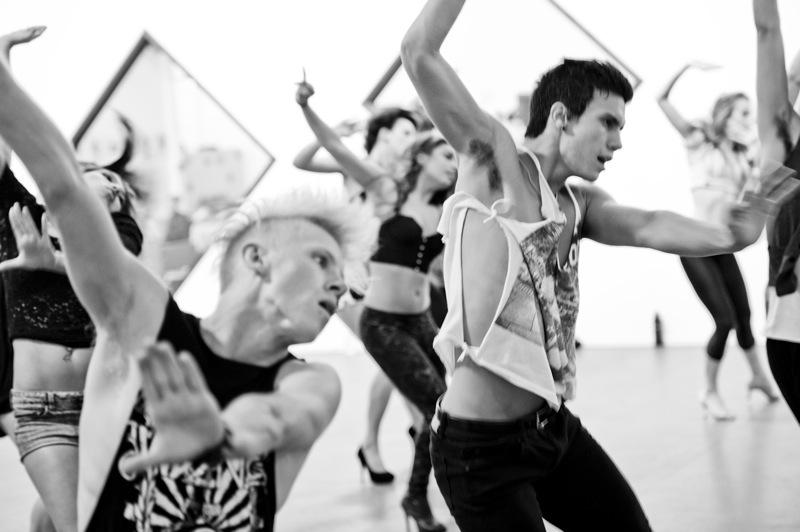 Ballet Jovencitas - Porno TeatroPornocom